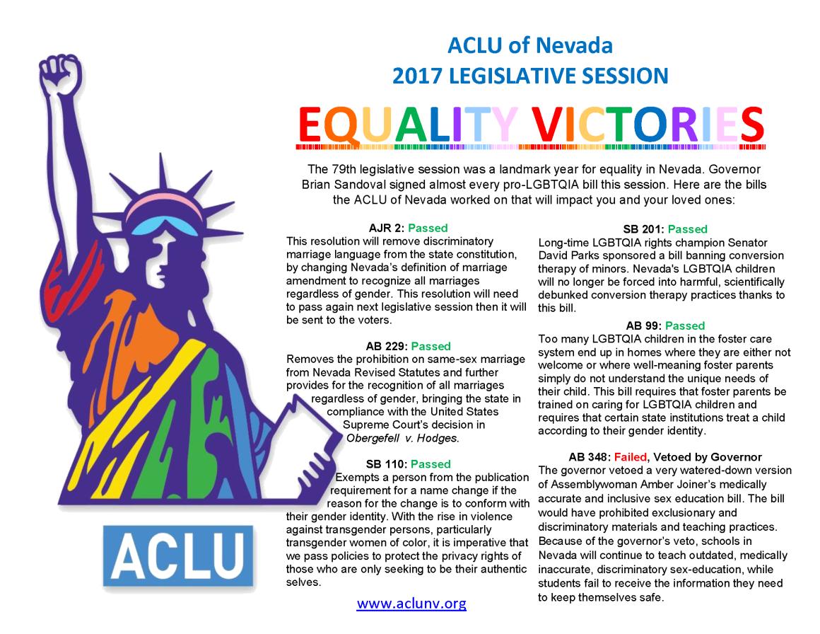 2017 Session LGBTQIA