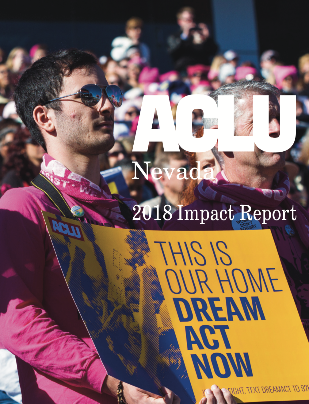 Cover image for 2018 impact report
