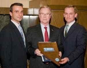Senator Parks Emily Wanderer Award