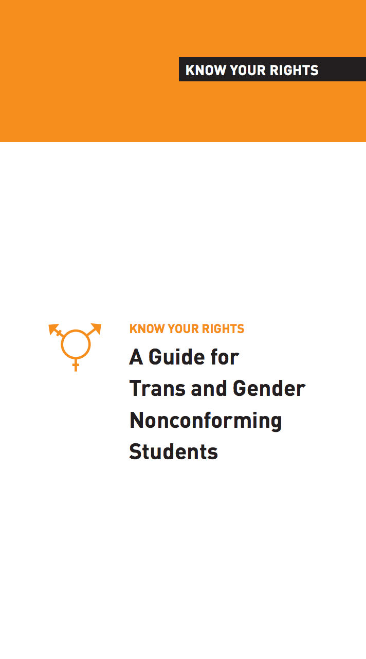 Trans Students