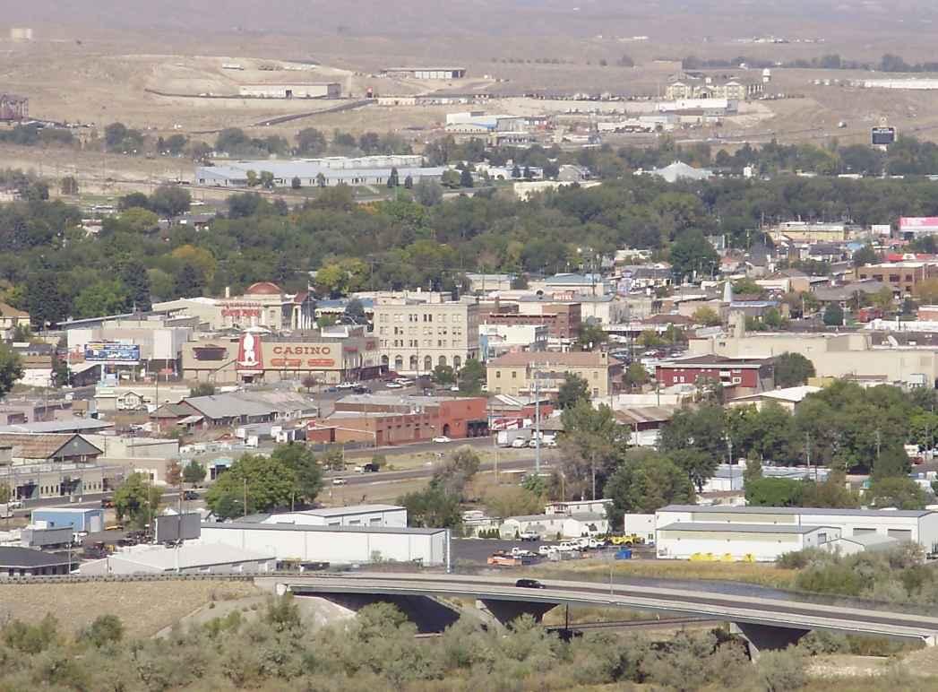 Downtown Elko