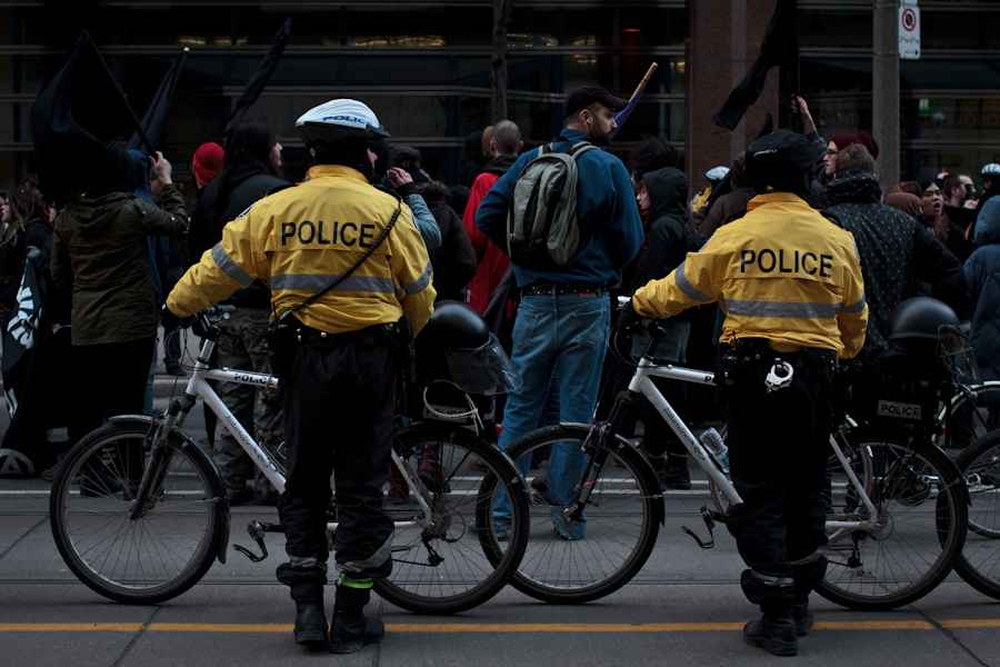 Police Officers, Creative Commons