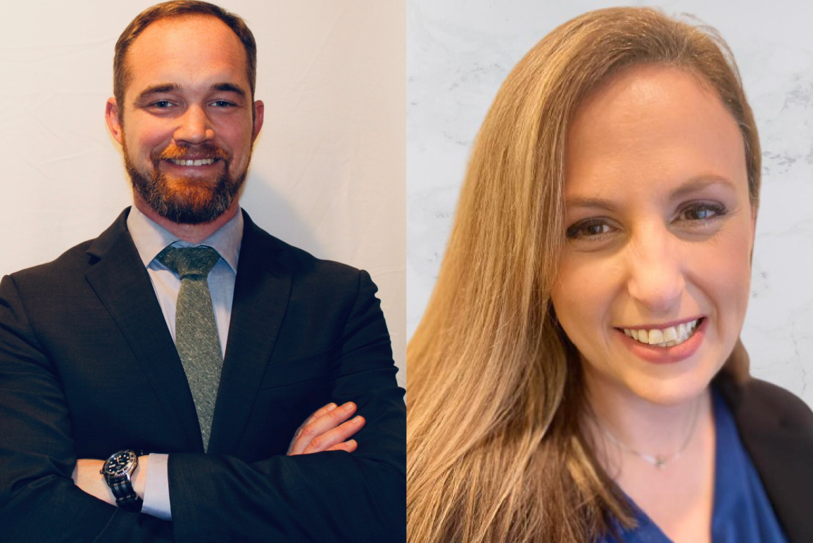 Headshots for new ACLUNV attorneys