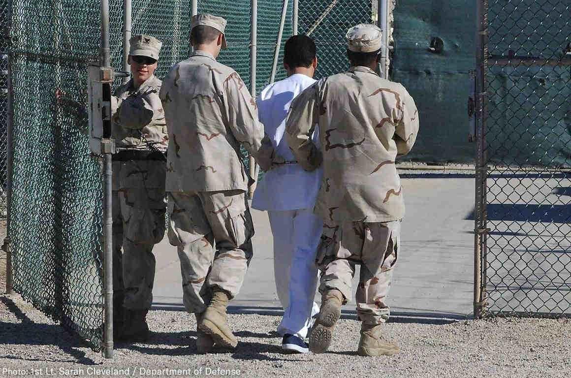 Army prison