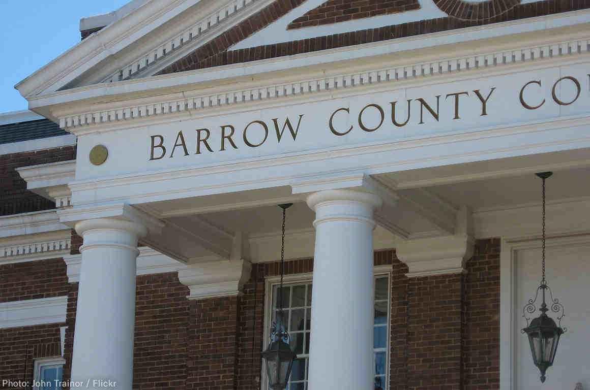 Barrow County Courthouse
