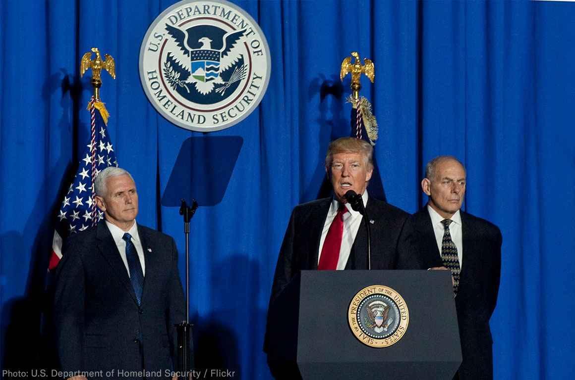 Trump Homeland Security